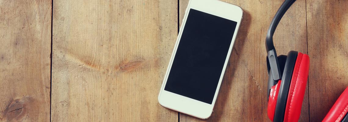 casque smartphone