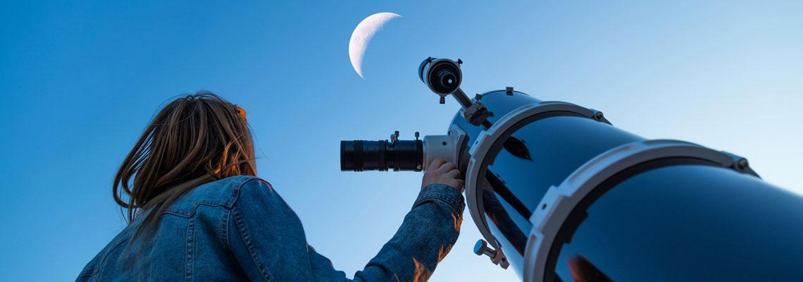 Matériel d'astronomie