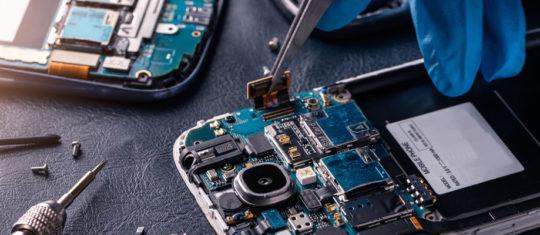 réparer son iPhone